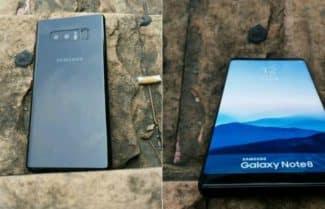 הערכה: הגירסה היקרה ל-Galaxy Note 8 תעלה כ-1,200 דולרים