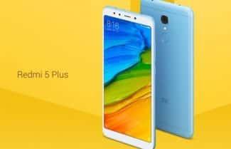 דיווח: Xiaomi Redmi 5 Plus הוא המחליף לסדרת Redmi Note