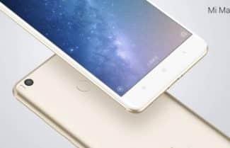 גירבסט: הפאבלט הענק Xiaomi Mi Max 2 ב-1,111 שקלים כולל מיסים ומשלוח
