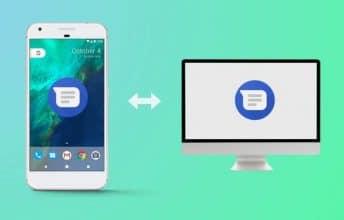 גוגל החלה לשחרר את גירסת הדפדפן לאפליקציית המסרים Android Messages