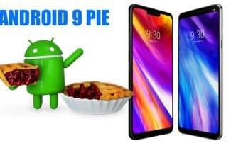 רשמי: אנדרואיד 9 ל-LG G7 ברבעון הראשון; ומה לגבי שאר הדגמים?