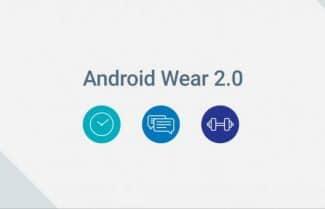 גוגל: גירסת Android Wear 2.0 לשעונים חכמים תושק בחודש פברואר