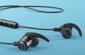 אוזניות ספורט בלוטות' Anker SoundBuds Slim Plus במחיר מבצע לזמן מוגבל!