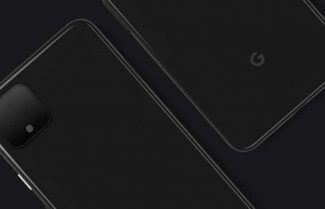 גוגל חושפת את חלקו האחורי של ה-Pixel 4; האם זה קשור לאייפון הבא?