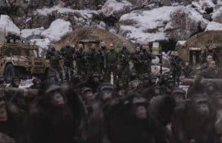 טריילר חדש לסרט כוכב הקופים: המלחמה