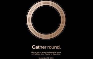 לפתוח יומנים: אפל תכריז על מכשירי אייפון חדשים ב-12 בספטמבר