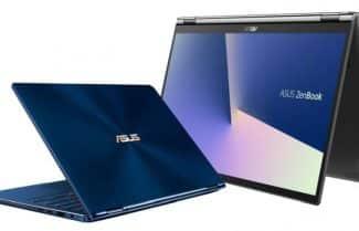 תערוכת IFA 2018: אסוס מכריזה על מחשבי ZenBook חדשים – צפו בוידאו