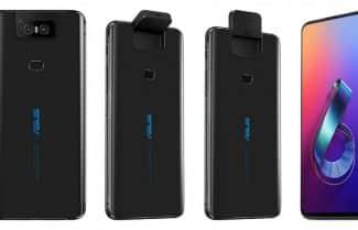 הוכרז: Asus Zenfone 6 – מצלמה מתהפכת וסוללה בקיבולת מרשימה