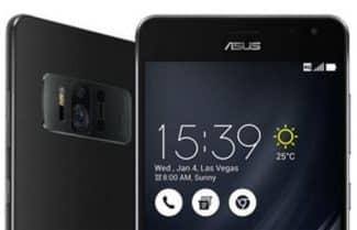 לאס וגאס: אסוס מכריזה על Zenfone AR ו-Zenfone 3 Zoom