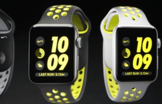 הוכרז: דור שני לשעון החכם Apple Watch – עמידות מלאה למים ושבב GPS מובנה