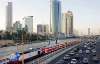 רכבת ישראל וחברת Gett ישיקו את שרות התחבורה השיתופית הראשון בישראל