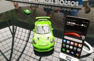 הוכרז: וואווי Porsche Design Mate RS – נפח אחסון 512GB וחיישן טביעת אצבע מתחת למסך