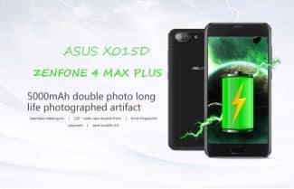אסוס Zenfone 4 Max Plus עם סוללה מטורפת – עכשיו במחיר מיוחד
