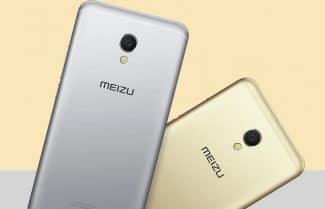 ג'ירפה פותחת קופסה: Meizu MX6