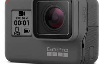 מצלמת אקסטרים GoPro HERO 2018 + הטבות ואחריות יצרן – במחיר מעולה!