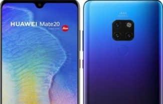 סמארטפון Huawei Mate 20 במחיר מבצע כולל אחריות יבואן רשמי!