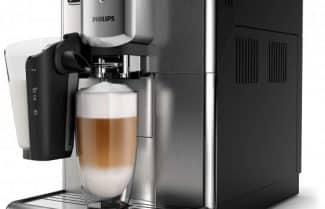 דיל מקומי: מכונת קפה Philips עם מקציף וטחינת פולים
