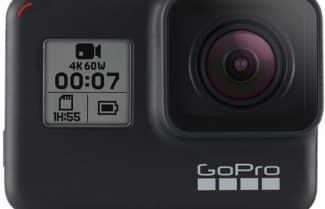 מצלמת אקסטרים GoPro HERO7 Black Edition במחיר מבצע!