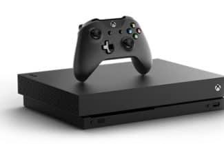 קונסולת Microsoft Xbox One X נפח 1TB עם משחק Battlefield V במבצע!