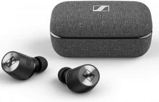דיל מקומי עם משלוח עד הבית: אוזניות אלחוטיות Sennheiser MOMENTUM True Wireless 2
