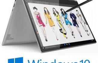 מחשב נייד עם מסך מגע Lenovo Yoga 730 במחיר מבצע ואחריות יבואן!
