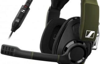 דיל מקומי: אוזניות גיימרים Sennheiser GSP 550 7.1 Surround