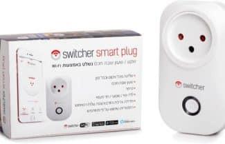 דיל מקומי: שקע חכם Switcher במחיר מבצע