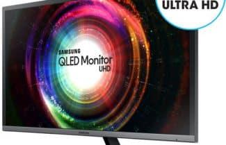 """דיל מקומי: מסך מחשב Samsung 27.9"""" LED 4K"""