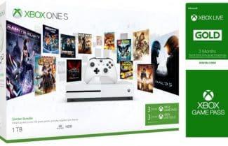 """דיל סופ""""ש ב-KSP: קונסולת משחקים Xbox One S בנפח 1TB + הטבות במחיר מעולה!"""