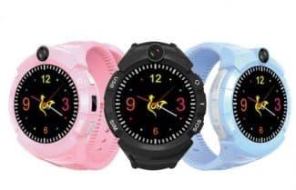 שעון חכם לילדים כולל GPS, כרטיס סים מובנה ועברית מלאה!