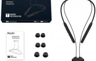 אוזניות עורף אלחוטיות Bluedio TN2 במחיר מבצע כולל אחריות יבואן!