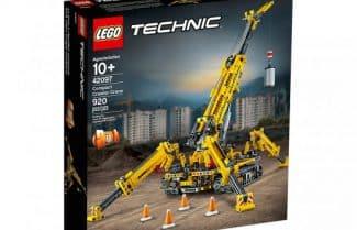 דיל מקומי: LEGO עגורן מסדרת Technic