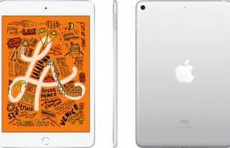 """אייפד מיני Apple iPad Mini 2019 7.9"""" 256GB WiFi בזמינות מיידית עם אחריות יבואן!"""