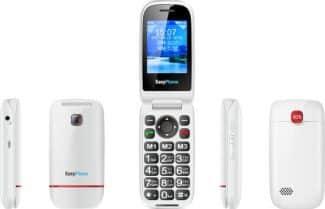 טלפון סלולרי לגיל השלישי כולל מקשים גדולים ונוחים – במחיר מבצע!