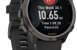 לזמן מוגבל: שעון חכם Garmin Forerunner 645 Music במחיר מבצע!