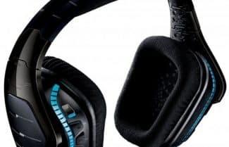 אוזניות גיימינג Logitech G933 במחיר מבצע כולל זמינות מיידית!
