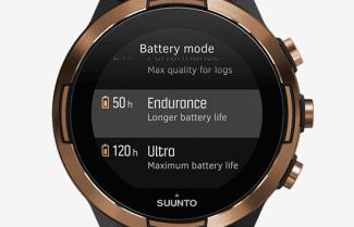 שעון חכם Suunto 9 Baro Copper בעל HR מובנה במחיר מבצע!