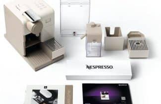 מכונת קפה NESPRESSO Lattissima Touch במחיר מעולה כולל אחריות יבואן!