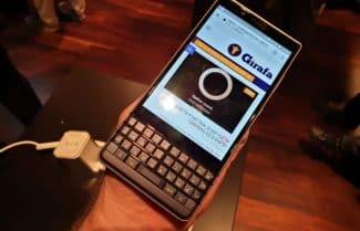 הוכרז: BlackBerry KEY2 LE – מקלדת פיזית ב-400 דולרים