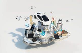 העתיד הטכנולוגי כבר כאן: ביקרנו בתערוכת CES Asia 2019