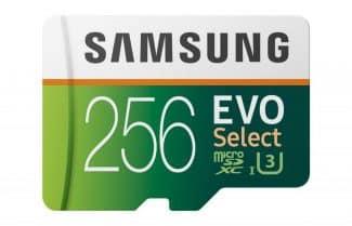 """אמזון ארה""""ב: כרטיס זיכרון 256 גיגה בייט של סמסונג – במחיר מעולה!"""
