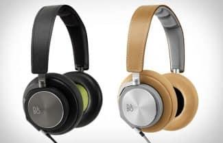 הכי זול בארץ: אוזניות פרימיום חוטיות Beoplay H6 כולל אחריות יבואן!