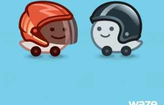 אפליקציית Waze מוסיפה מצב ניווט לאופנוענים