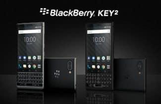 הוכרז: Blackberry Key2 – מקלדת מלאה, עיצוב משודרג ומערך צילום כפול