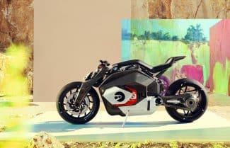 חברת BMW רוצה לייצר אופנועים חשמליים עם טעינה אלחוטית