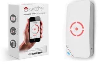 חורף חם עם מפסק חכם לדוד שמש Switcher V2 במחיר מבצע!