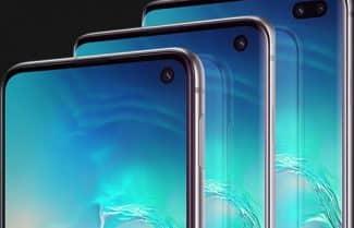 ג׳ירפה מבולבלת: עדכון שלישי ל-Samsung S10. מה הפעם?
