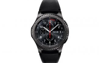 שעון חכם סמסונג Gear S3 frontier אחריות יבואן – במחיר מעולה!