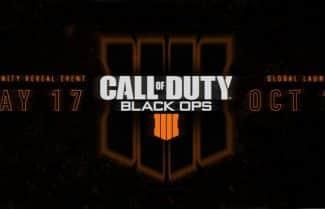 הוכרז: Call of Duty: Black Ops 4 יגיע לקונסולות ולמחשבים ב-12 באוקטובר
