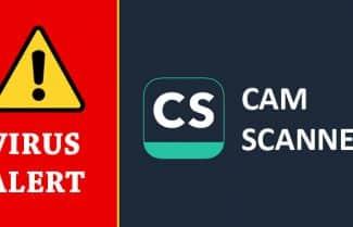 התקנתם? תסירו! תוכנה זדונית נמצאה באפליקציית CamScanner הפופולרית